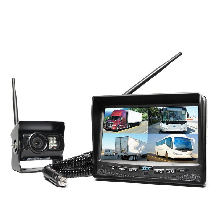 Our new Digital Wireless Backup Camera System will revolutionize the backup camera industry.