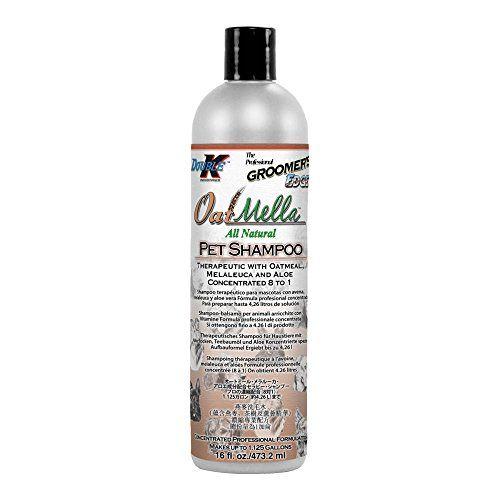 Groomer's Edge Oat-Mella Pet Shampoo, 16-Ounce *** undefined