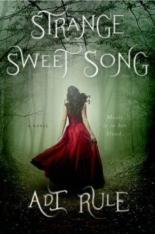Release Day Review for Strange Sweet Song by Adi Rule