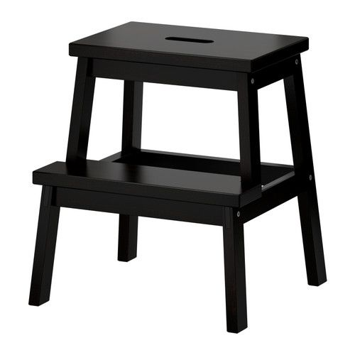 BEKVÄM Step stool Black 50 cm  sc 1 st  Pinterest & The 25+ best Step stools ideas on Pinterest | Ladders and step ... islam-shia.org