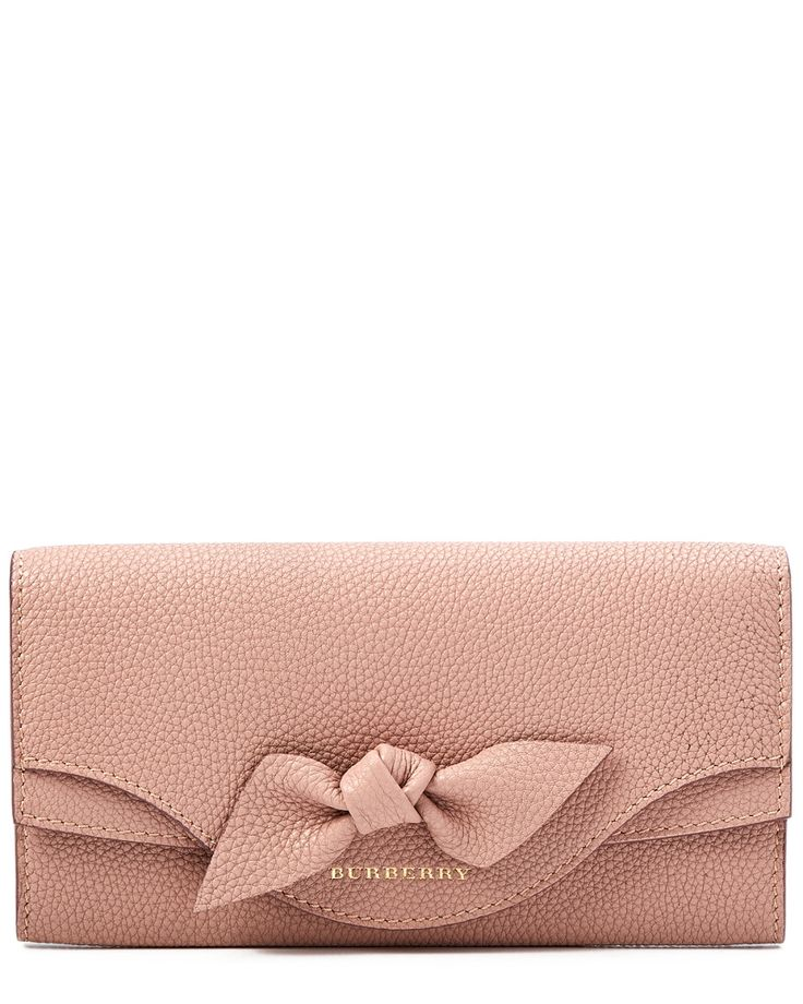 Burberry Knot Detail Leather Wallet is on Rue. Shop it now.