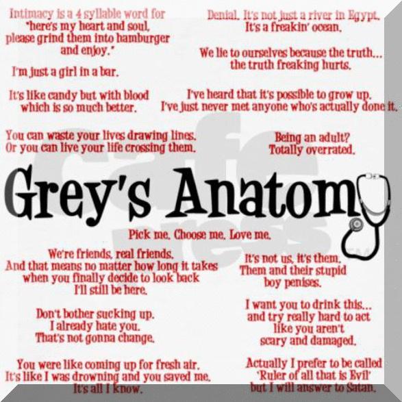 187 best Greys Anatomy images on Pinterest | Greys anatomy, Grey ...
