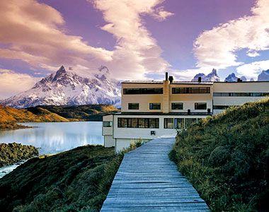 Torres del Paine – Argentina Explora Hotel