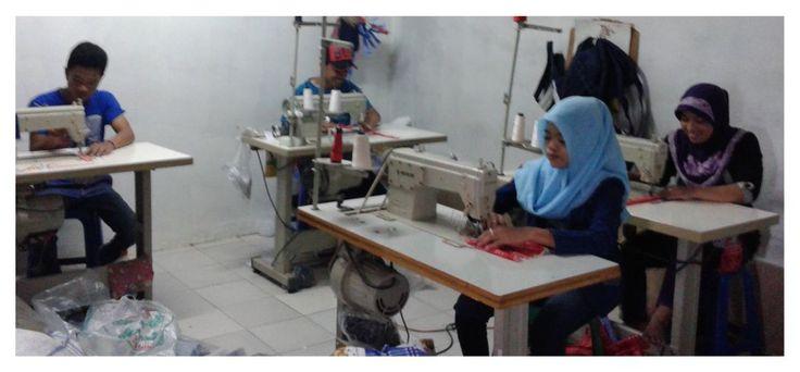 Fasilitas Produksi 4 - Produsen Konfeksi Perlengkapan Bayi Bandung