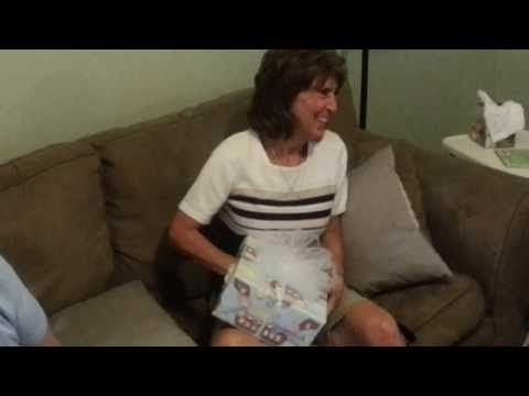 """Socks in a Box"" baby gender reveal game 9-24-13 (+playlist)"