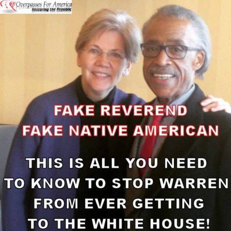 This Is All You Need To Know To Stop Elizabeth Warren From Getting In The White house !!!! #BlueLivesMatter