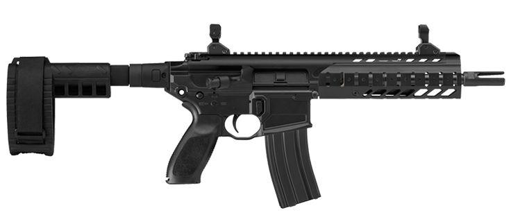 Groundbreaking Tactical Rifle | SIG MCX | SIG SAUER
