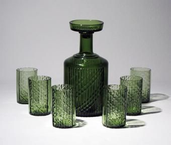 Still, Nanny - Flindari: karahvi ja lasit
