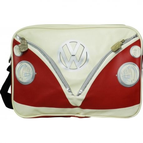 Bandolera roja furgoneta Volkswagen #fashion #moda #circulogpr #primavera #guapa #happy #love #iloveyou #smilling #style #fashioninspiration #beautiful #bolso #accesorios #handbag #accessories
