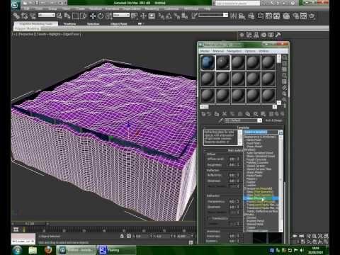 3ds max caustics tutorial