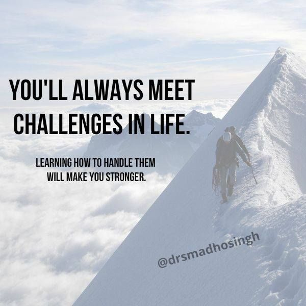 Challenges Make Us Strong: 26 Best Images About Winning Over Challenges On Pinterest