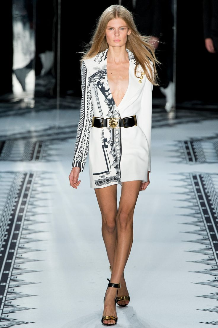 motel stockholm Versus Versace Spring 2015 Ready to Wear Collection Photos   Vogue
