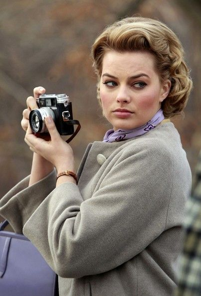 Margot Robbie Photos - Margot and Ashley go vintage - Zimbio