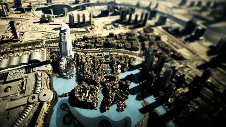 Abraj: The two towers of Dubai on Vimeo