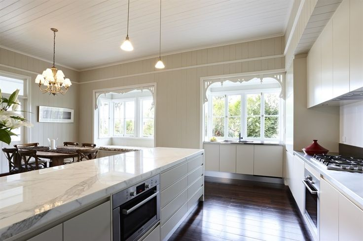 seriously think kitchens are the most important part of a house...Grand Designs Australia - Southport house.