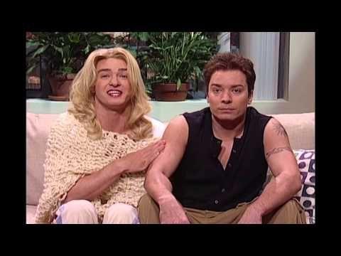 OMG!!! Jimberlake!!!! To Michael Buble and Idina Menzel Hold On---Justin Timberlake and Jimmy Fallon - Hold on - YouTube
