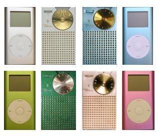 INFLUENCE: Regency TR-1 Pocket radio vs iPod