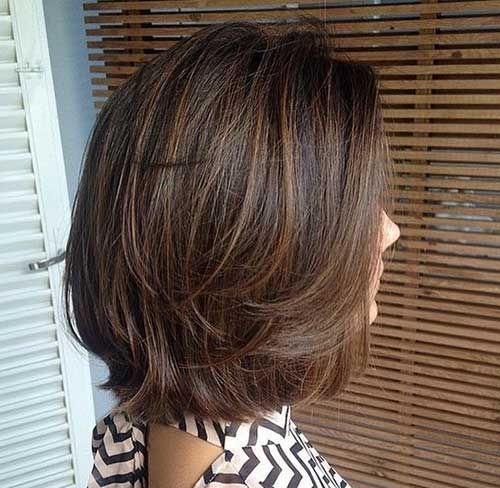 Most Preferred Short Layered Haircuts