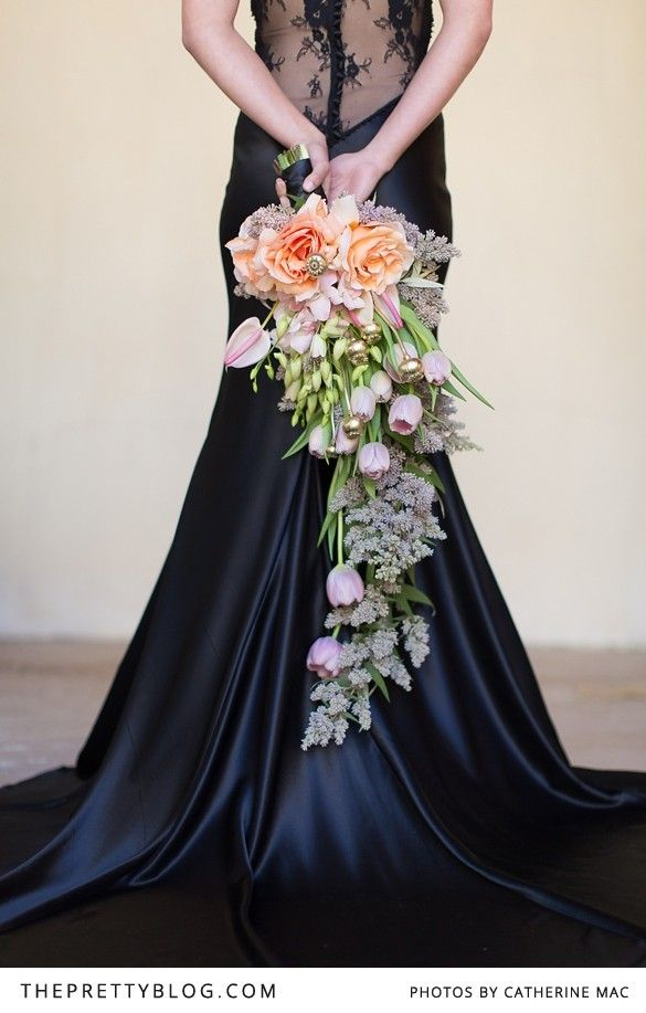 295 Best Images About Coloured Bridal Gowns On Pinterest
