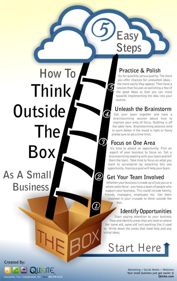 Thinking Outside The Box - Motivational Video - YouTube