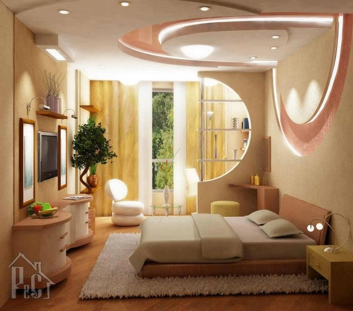 Amazing bedroom design - livable and can be done on small budget