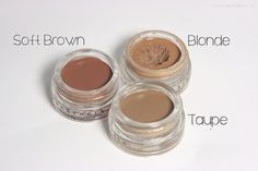Blushaholic:  Augenbrauen-Retter  Anastasia Beverly Hills Dip Brow Pomade Blonde / Taupe / Soft Brown