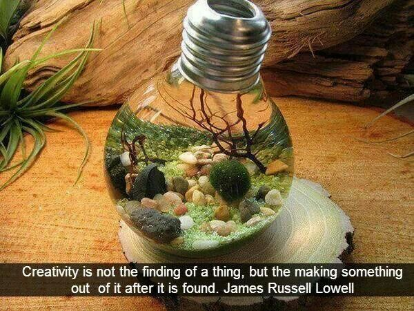 Light Bulbs >> Lightbulb art | Inspiration | Pinterest | Lightbulb, Craft and Upcycle