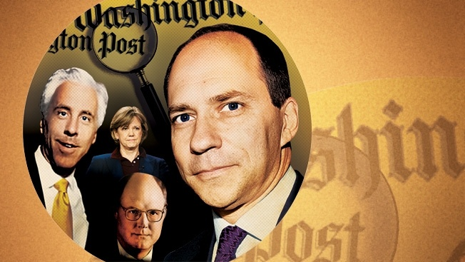 Secret Meeting Has 'Washington Post' Buzzing As paper struggles, big-name journalists meet with the paper's top business exec By Lucia Moses