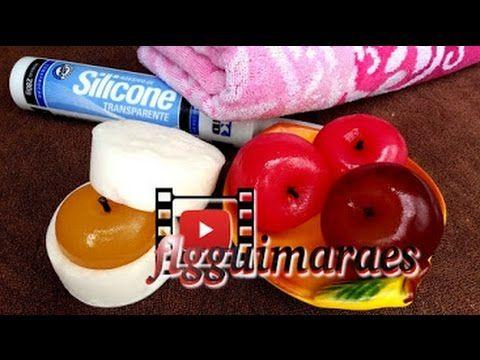 Como Fazer Forma ou Molde de Silicone Caseira para Sabonete e Sabão