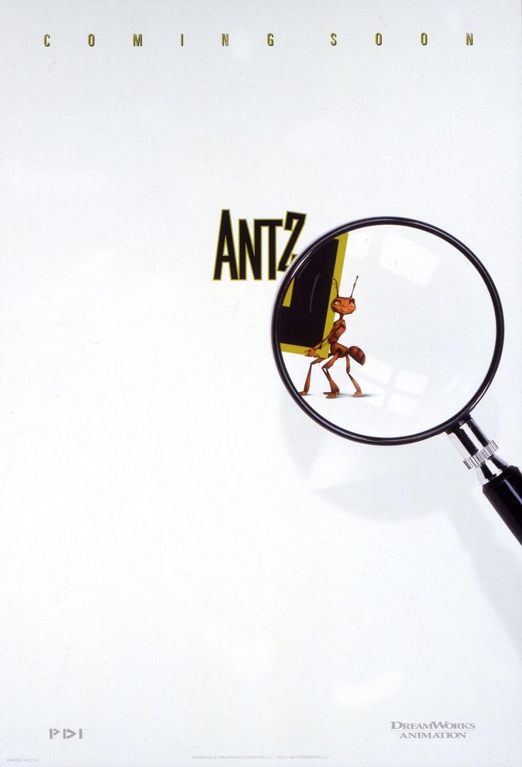 Formiguinhaz (Antz), 1998.
