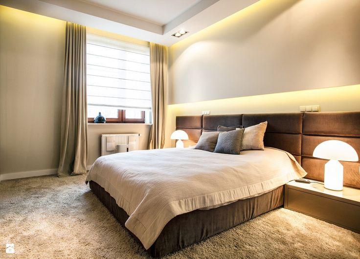 Zdjęcie: apartament nadmorski - Sypialnia - Styl Minimalistyczny - emDesign home & decoration