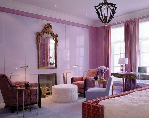 17 Best Ideas About Purple Interior On Pinterest Plum Walls Purple Sofa And Purple Walls