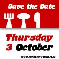 #Networking Event: Save-the-Date 3 October
