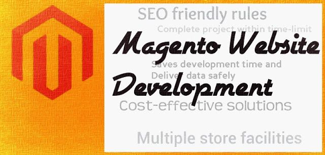 Magento Website Development Service for Robust Ecommerce Store