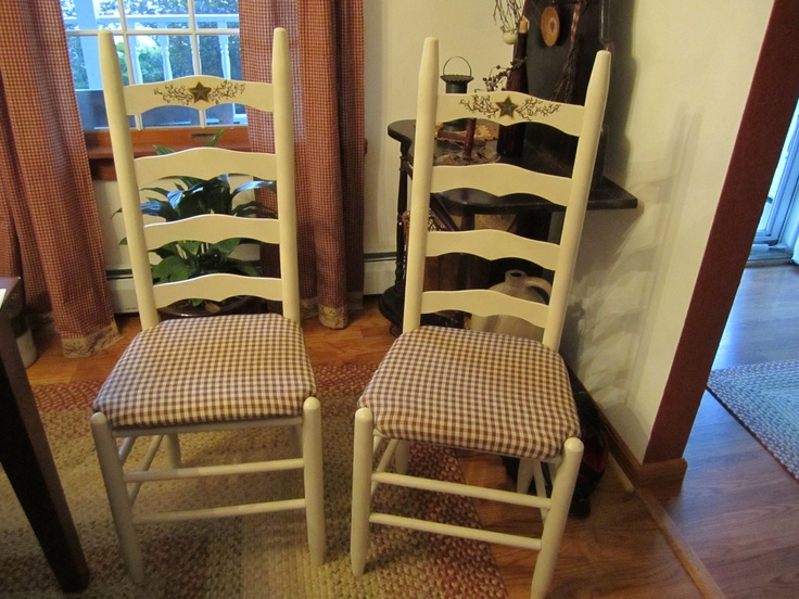 Antique Ladder back Chairs - 35 Best Ladder Back Chairs Images On Pinterest Dining Rooms