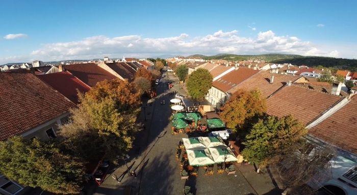 Bistrita-centrul istoric