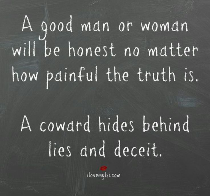 Truth And Trust Quotes: 25+ Best Ideas About Honesty In Relationships On Pinterest