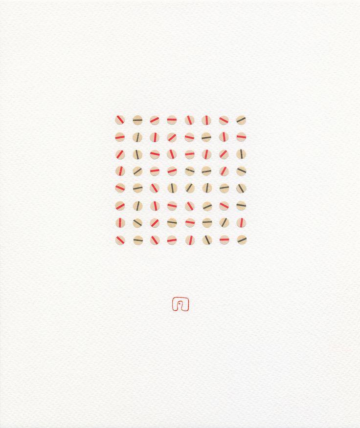 ADAM_EVE N°01 - 21 x 25 cm / Art by Slavomir Zombek