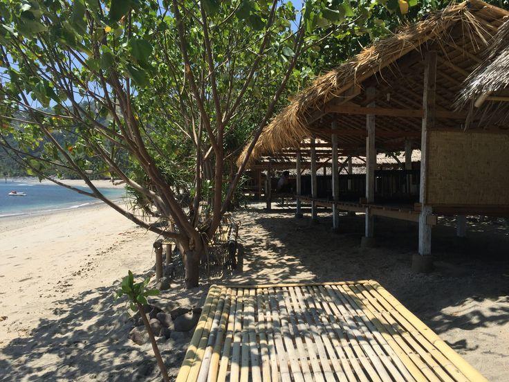 Pandanan beach, Lombok, Indonesia.