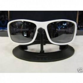 Hijinx Sunglasses White / Black Iridium