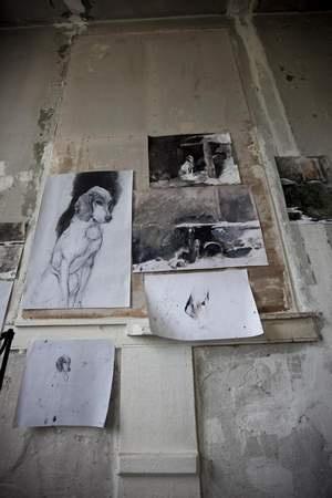 Andrew Wyeth's Studio