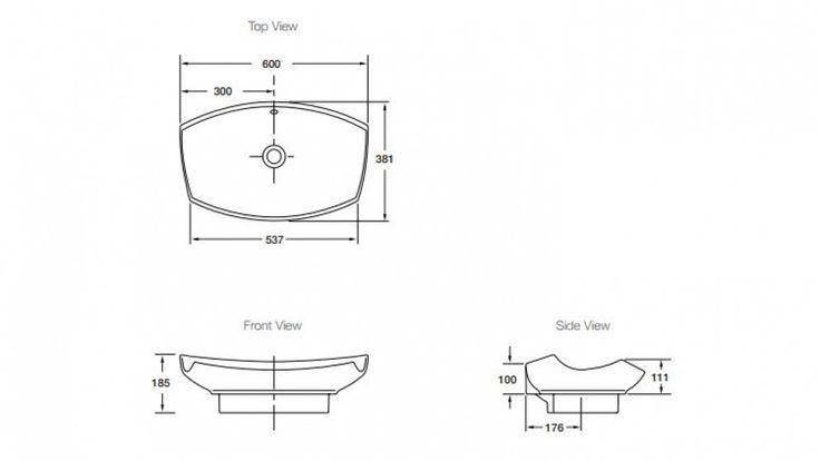 1000 Ideas About Vanity Basin On Pinterest Bathroom