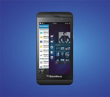BlackBerry Z10 vs. Apple iPhone 5: Spec Showdown