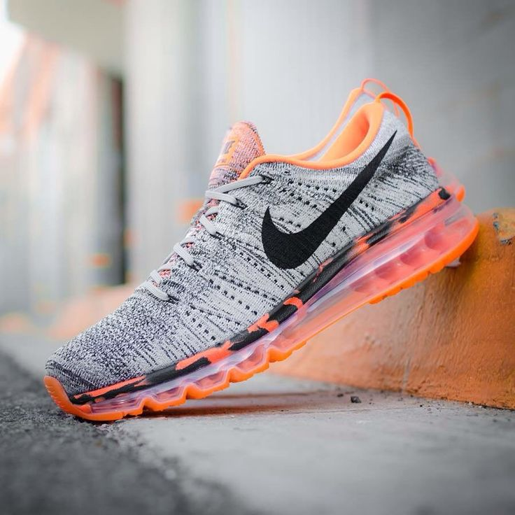 Air Max 2015 Flyknit Grey