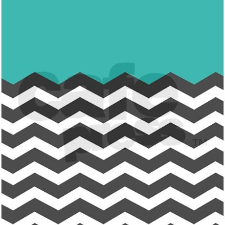 Turquoise Black White Chevron Shower Curtain Bathroom Pinterest Curtains And Room
