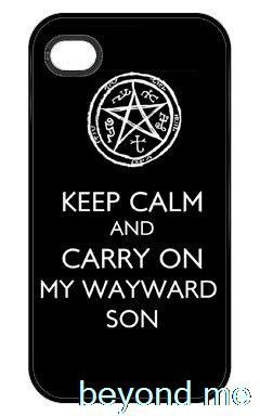 Supernatural Keep Calm Phone Cover - $ 6.95 ONLY!  Get yours here : https://www.thepopcentral.com/supernatural-keep-calm-phone-cover/  Tag a friend who needs this!  Free worldwide shipping!  45 Days money back guarantee  Guaranteed Safe and secure check out    Exclusively available at The Pop Central    www.thepopcentral.com    #thepopcentral #thepopcentralstore #popculture #trendingmovies #trendingshows #moviemerchandise #tvshowmerchandise