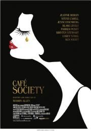 """Cafe Society        Cafe Society      Ocena:  6.80  Žanr:  Comedy Drama Romance  """"Anyone who is anyone will be seen at Cafe Society.""""In the 30's in Hollywood the powerful agent Phil Stern is in a party and receives a phone call from his sister that lives in New York. She asks for a job to her son and Phil's nephew Bobby that decided to move to Hollywood. Three weeks later Phil schedules a meeting with Bobby and decides to help him. He asks his secretary Veronica """"Vonnie"""" to hang around with…"""