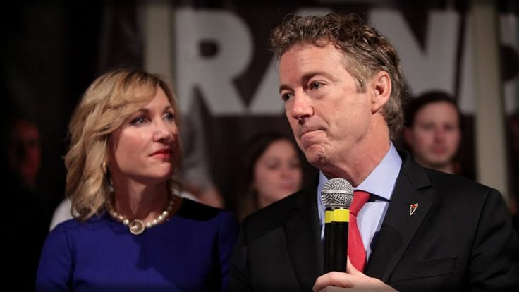 WHAT RAND PAUL'S WIFE JUST DID TO THE MEDIA IS DROPPING JAWS EVERYWHERE ...