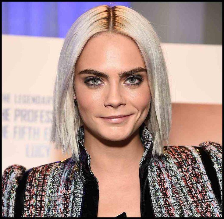 Cara Delevingne kurze Haare und neue Frisur – WELT   Damen Frisuren