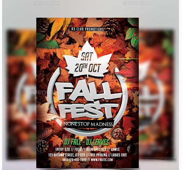 Best Best Event Flyer Templates Images On